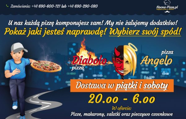 Nocna pizza
